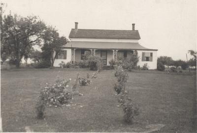 Home of George Buck