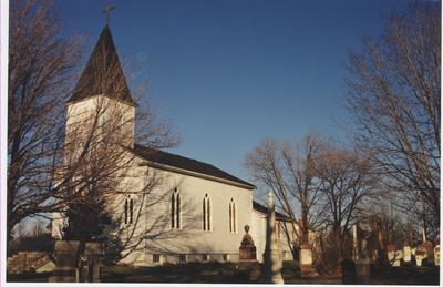 St. Stephen's Anglican Church, Hornby, Ontario