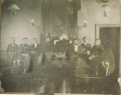 Hornby Methodist Church Choir