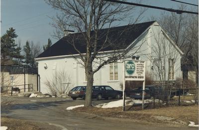 Former Hornby School