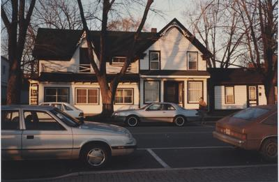 Sargent House, Bronte Rd, 1988.