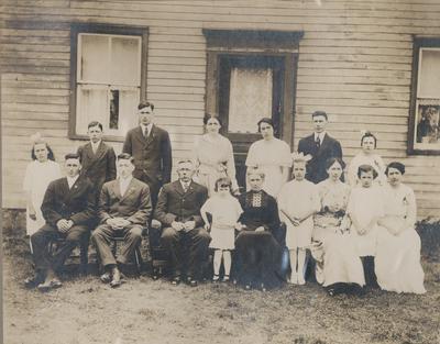 Devlin Family Portrait
