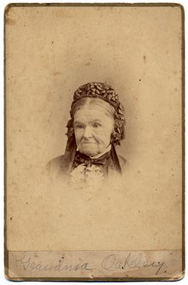 Frances M. Oakley