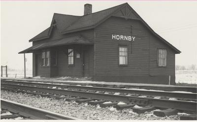 Hornby Train Station