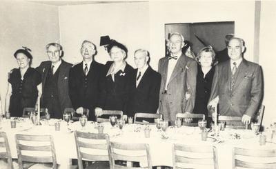 Hughes Family Reunion 1952