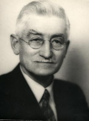 William Alfred Wilson, 1958
