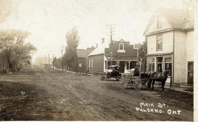 Main Street, Palermo, Ontario