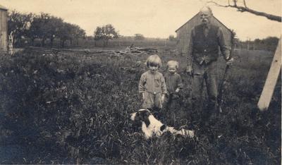 On the Wilkinson Farm