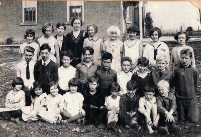 Omagh School, 1930