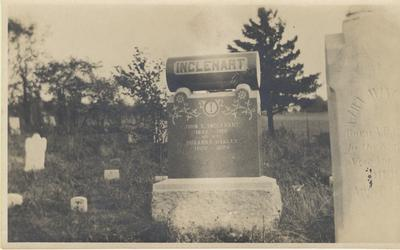 Inglehart Tombstone