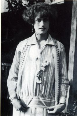 Elsie Sutton Colton, wife of Charles Herbert.