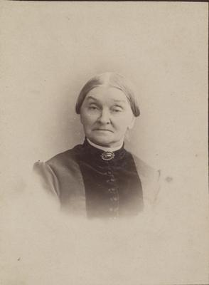 Mary Lawrence (Mrs. Thomas Jull)