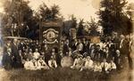 Hornby Loyal Orange Lodge No. 165, Prior To 1923.