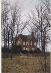 Sprucedale Farm, Home Of John Dixon Sr.
