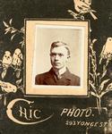Alexander Dufferin Hardy, 1900