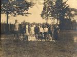 S.S. #11 School, Sheridan, June 16, 1913