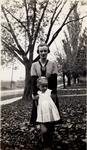 Edna Waldie (née Wilkinson) With Her Daughter Gayle Marie Waldie