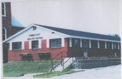 Community Health Centre, Thessalon, circa 1990