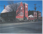 Old Thessalon Union Public Library, circa 1990