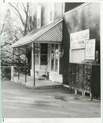 Little Rapids General Store, 1979