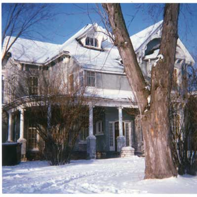 Simon Dyment Home, Barrie, 1989 (3)