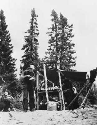 Forest Fire, circa 1948 (8/14)