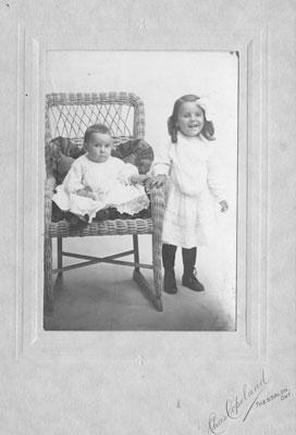 The New Sisters, Thessalon, circa 1908