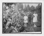 The Bridge Children, Thessalon, circa 1920