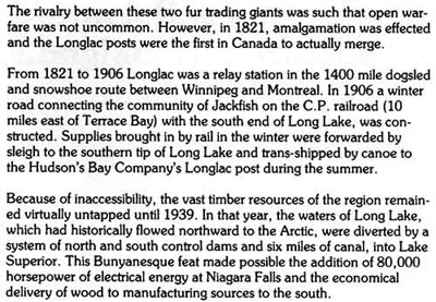 Terrace Bay and Longlac - Historically - page 2