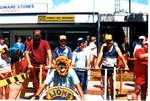 July 1st 1987 Bed Races