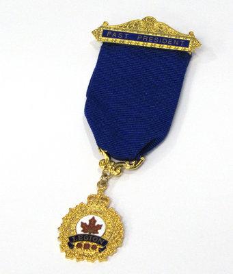 Past Legion President Medal