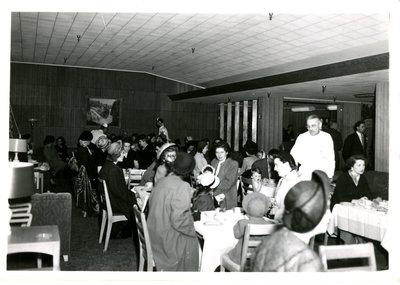 Dinner at Hotel Terrace