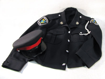 Terrace Bay Police Jacket and Hat