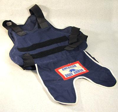 Terrace Bay Police Body Armor
