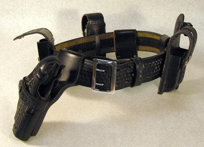 Terrace Bay Police Utility Belt (or Duty Belt)