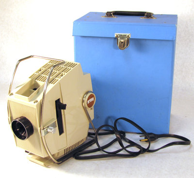 PRIMA TM Filmstrip Projector