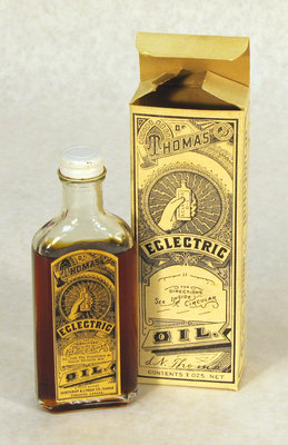 Thomas Eclectric Oil with Box