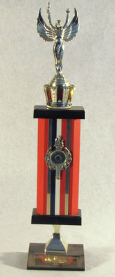 Terrace Bay Canada Day Parade First Prize Trophy, 1986