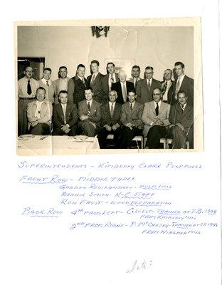 Kimberly-Clark Superintendents