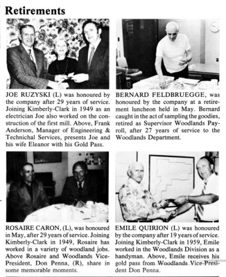 K-C News 1948 to 2005