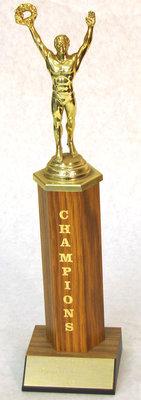 Cribbage Trophy