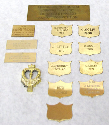Individual Trophy Plaques