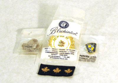 Terrace Bay Police Pins