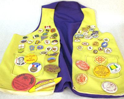 Kinsmen Club Vest