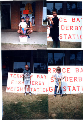 Terrace Bay Fish Derby 1992-1997