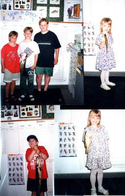 Terrace Bay Fish Derby 1992-1997