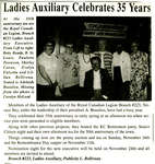 Ladies Legion Auxiliary Branch 223