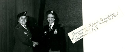 Ladies Legion Auxiliary Branch 223
