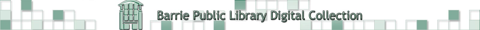 Barrie Public Library Digital Collections
