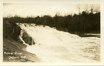 Moira River, Deloro, Ontario